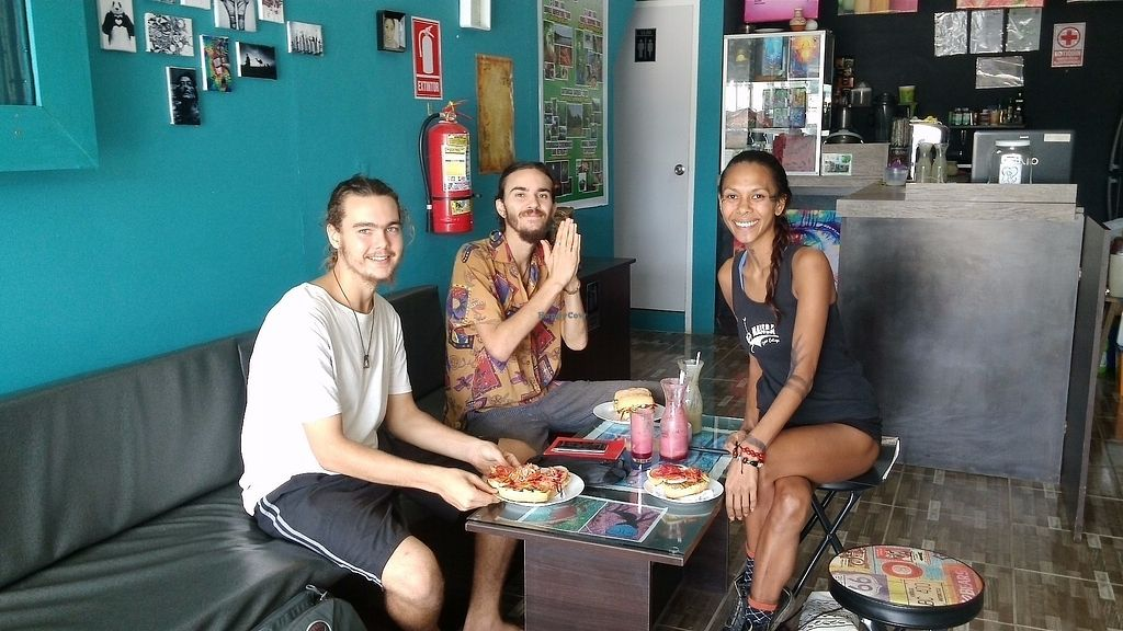 """Photo of Cafe Elixir  by <a href=""""/members/profile/CayoCuisote"""">CayoCuisote</a> <br/>They are after the Ayahuasca diet  <br/> June 13, 2017  - <a href='/contact/abuse/image/82259/268815'>Report</a>"""