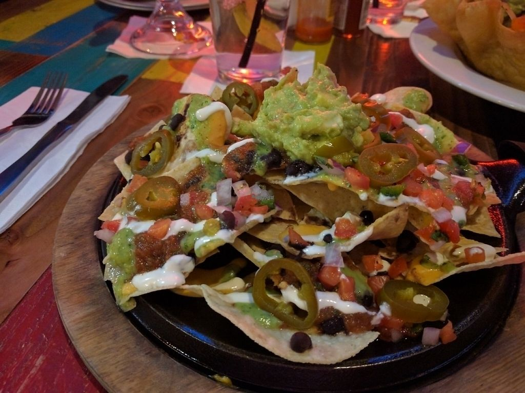 "Photo of Nacho Daddy - Las Vegas Blvd  by <a href=""/members/profile/The%20Hungry%20Vegan"">The Hungry Vegan</a> <br/>Loaded Vegan Nachos <br/> November 12, 2016  - <a href='/contact/abuse/image/82264/189010'>Report</a>"