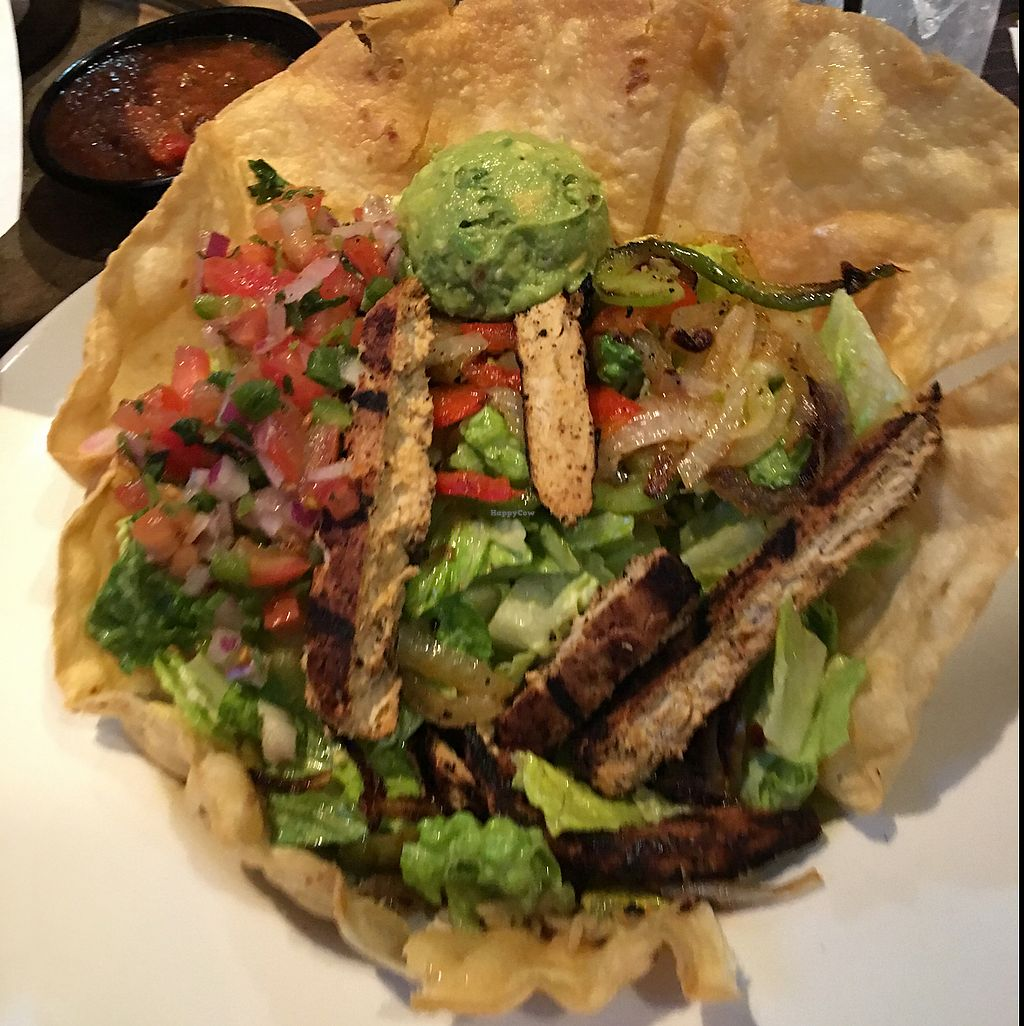 "Photo of Nacho Daddy - Las Vegas Blvd  by <a href=""/members/profile/Kate6300"">Kate6300</a> <br/>fajita salad <br/> June 9, 2017  - <a href='/contact/abuse/image/82264/267309'>Report</a>"
