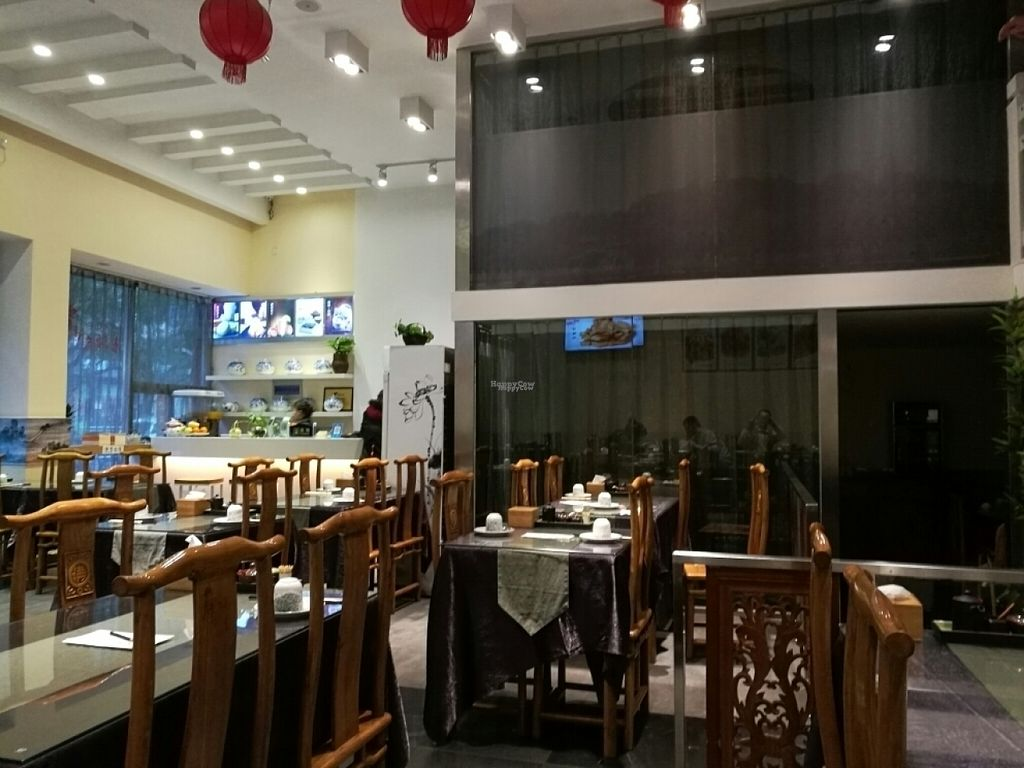 """Photo of Vegetarian Dumpling  by <a href=""""/members/profile/Yugi"""">Yugi</a> <br/>inside restaurant <br/> November 4, 2016  - <a href='/contact/abuse/image/82268/186528'>Report</a>"""