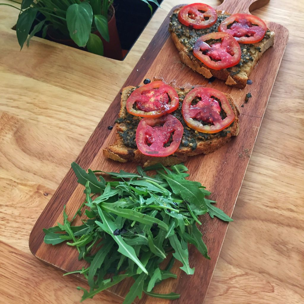 """Photo of Nourish Cafe  by <a href=""""/members/profile/HaileyPoLa"""">HaileyPoLa</a> <br/>Sour dough  <br/> March 5, 2017  - <a href='/contact/abuse/image/82280/232976'>Report</a>"""