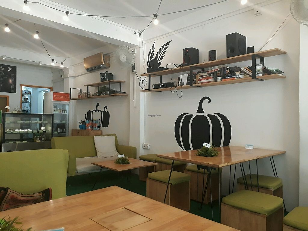 """Photo of Nourish Cafe  by <a href=""""/members/profile/LilacHippy"""">LilacHippy</a> <br/>Inside  <br/> April 14, 2018  - <a href='/contact/abuse/image/82280/385817'>Report</a>"""