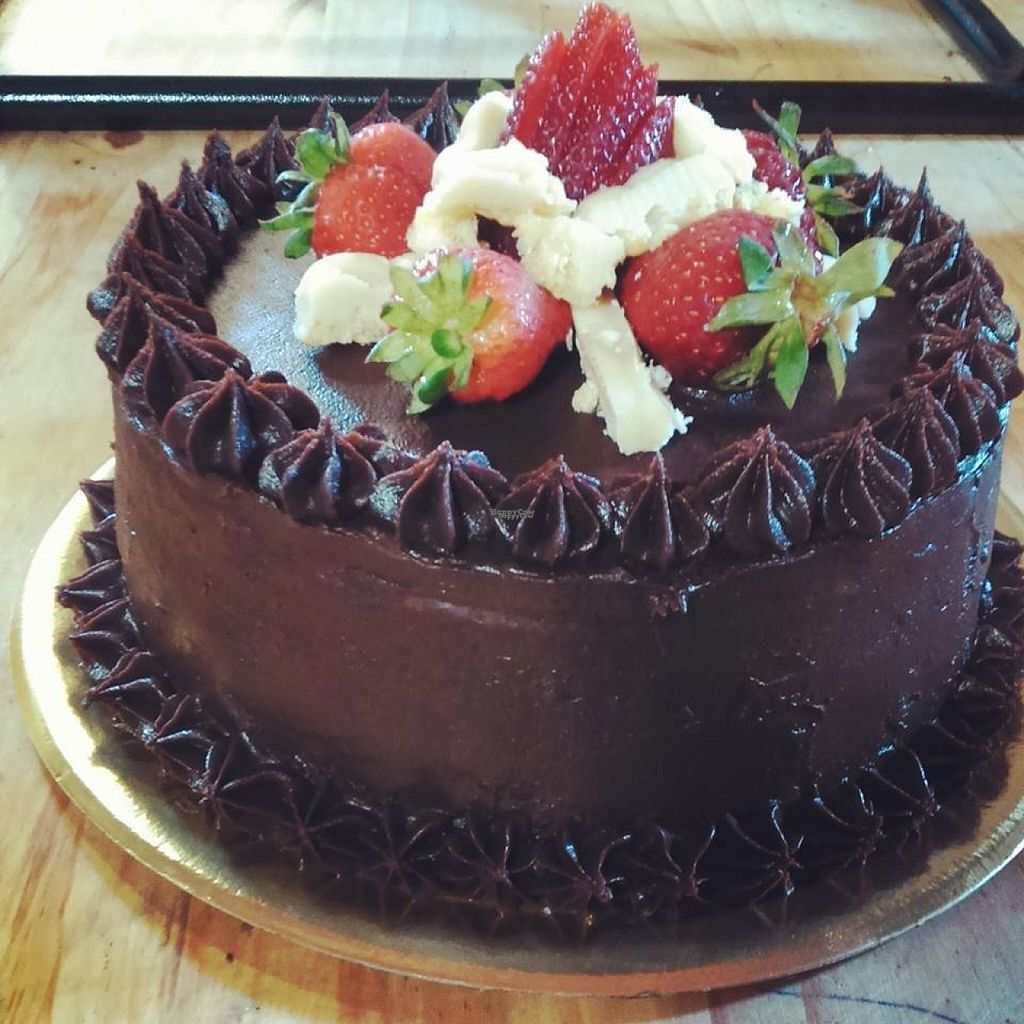 """Photo of Postres Veganos  by <a href=""""/members/profile/madjennsy"""">madjennsy</a> <br/>100% Vegan Dessert   Copyright Postres Veganos <br/> November 3, 2016  - <a href='/contact/abuse/image/82299/186458'>Report</a>"""