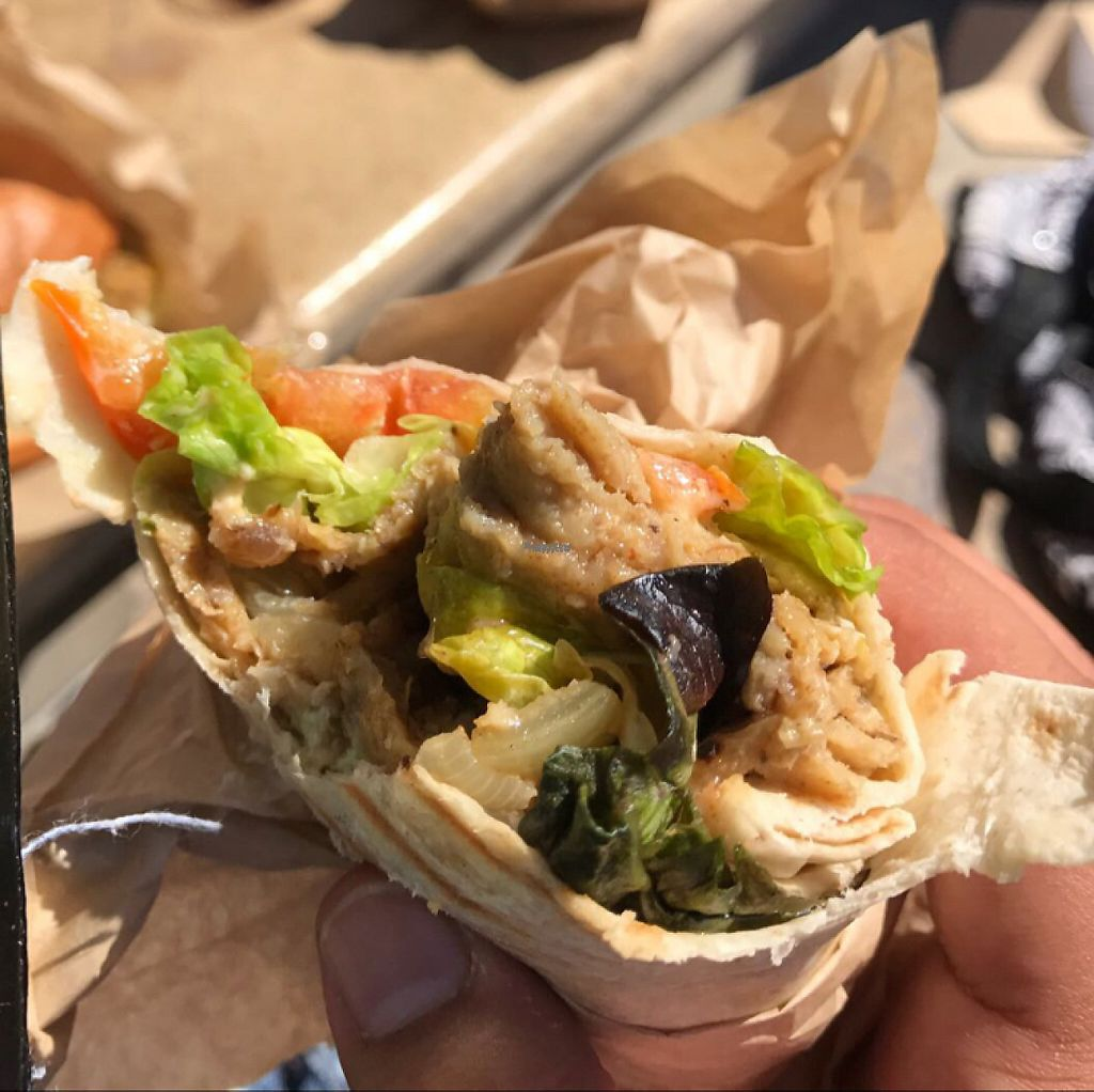 """Photo of Aloha Vegan Delights  by <a href=""""/members/profile/Kukiaries"""">Kukiaries</a> <br/>Kebab <br/> April 14, 2017  - <a href='/contact/abuse/image/82306/247856'>Report</a>"""