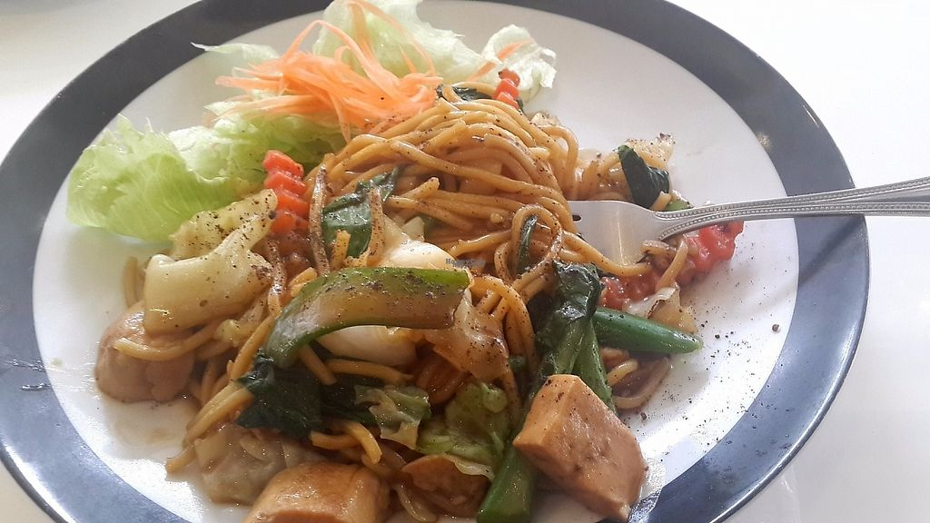 "Photo of Ama Vegan Kitchen  by <a href=""/members/profile/lotus.light"">lotus.light</a> <br/>The noodles were so nice that we ordered the same dish the second time we were there <br/> March 20, 2017  - <a href='/contact/abuse/image/82316/238721'>Report</a>"