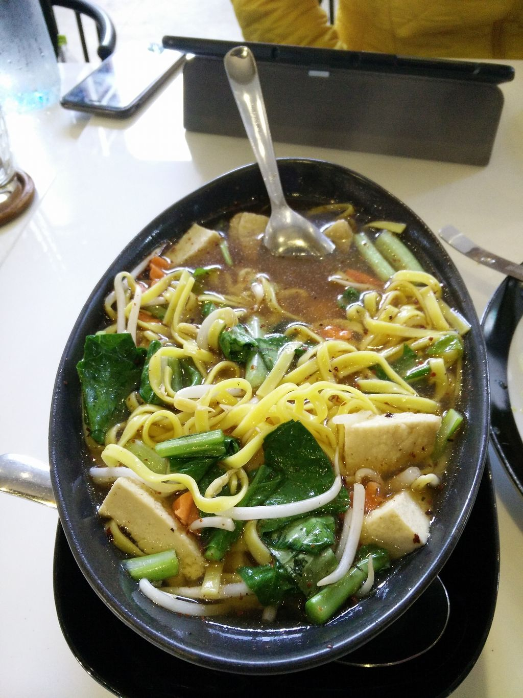 "Photo of Ama Vegan Kitchen  by <a href=""/members/profile/PDiddy"">PDiddy</a> <br/>Noodle soup <br/> January 1, 2018  - <a href='/contact/abuse/image/82316/341601'>Report</a>"