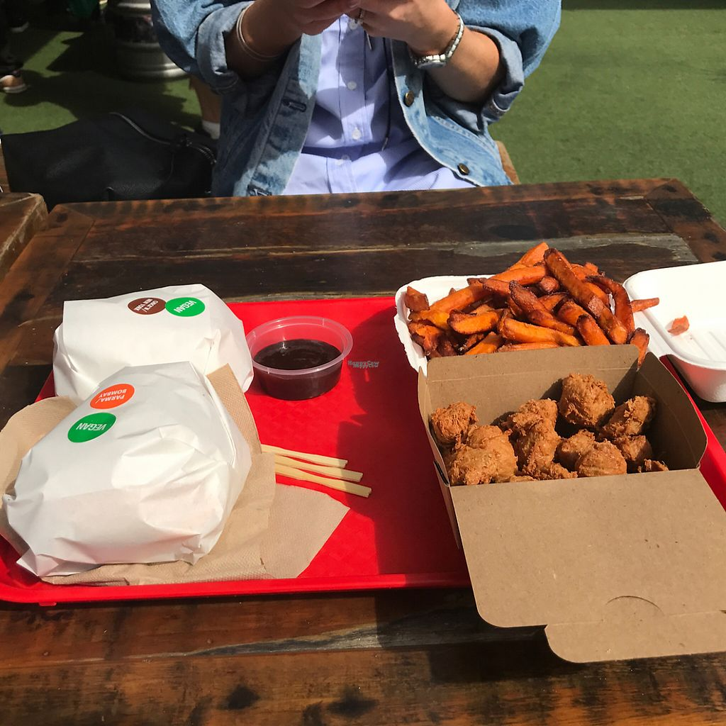 """Photo of Lord of the Fries - Britomart  by <a href=""""/members/profile/BenSilcock"""">BenSilcock</a> <br/>vegan fast food <br/> March 25, 2017  - <a href='/contact/abuse/image/82326/240445'>Report</a>"""