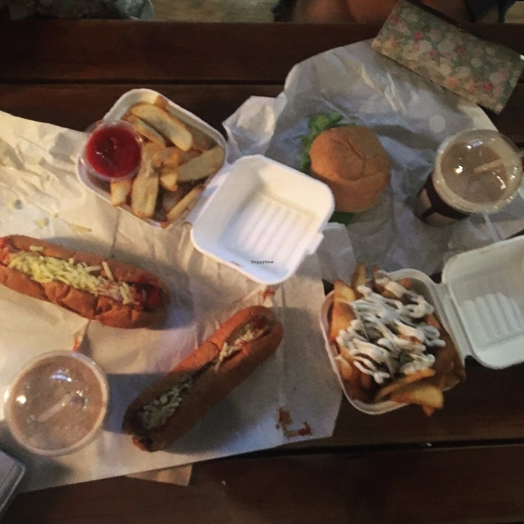 """Photo of Lord of the Fries - Britomart  by <a href=""""/members/profile/Caaasey.w"""">Caaasey.w</a> <br/>peanut butter, chocolate shakes, burgers, hotdogs and fries!! <br/> May 16, 2017  - <a href='/contact/abuse/image/82326/259232'>Report</a>"""