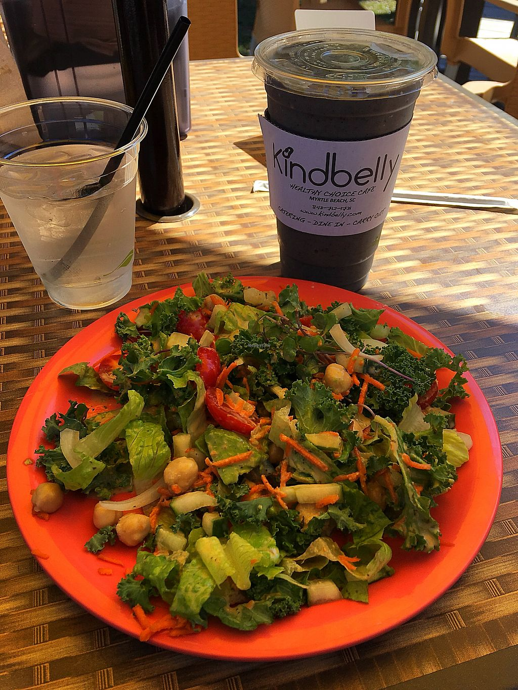 """Photo of Kindbelly  by <a href=""""/members/profile/HeatherArmstrong"""">HeatherArmstrong</a> <br/>Green Goddess Salad  <br/> October 1, 2017  - <a href='/contact/abuse/image/82352/310801'>Report</a>"""