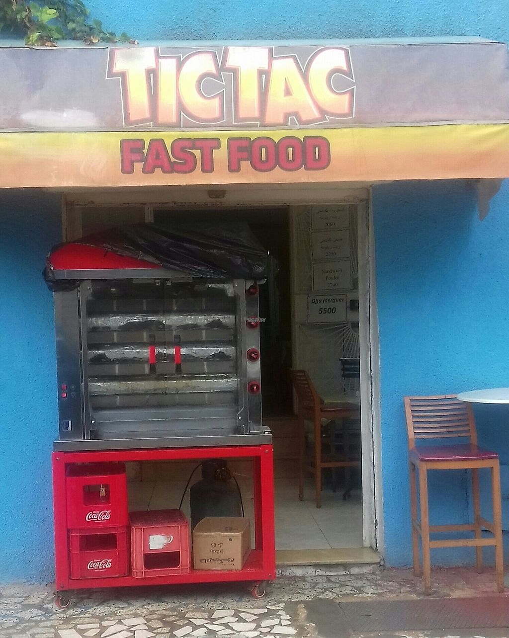 """Photo of Tic-Tac  by <a href=""""/members/profile/Essia"""">Essia</a> <br/>Front of the shop  <br/> November 11, 2016  - <a href='/contact/abuse/image/82423/188635'>Report</a>"""