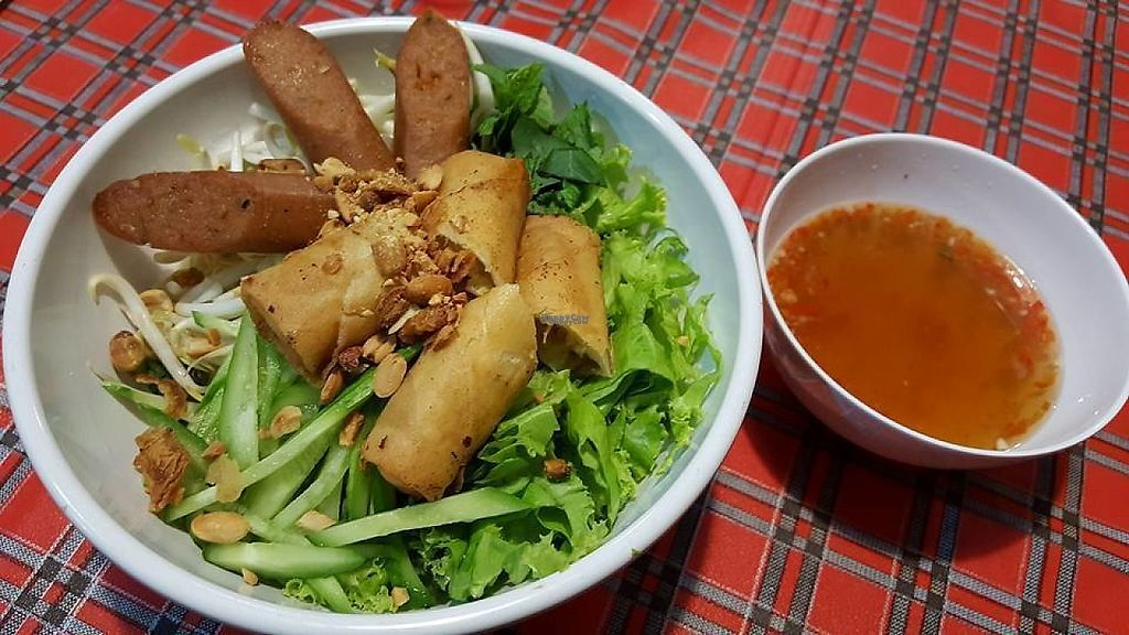 """Photo of Master Ruma Vegetarian  by <a href=""""/members/profile/community"""">community</a> <br/>spring rolls <br/> November 18, 2016  - <a href='/contact/abuse/image/82439/191653'>Report</a>"""