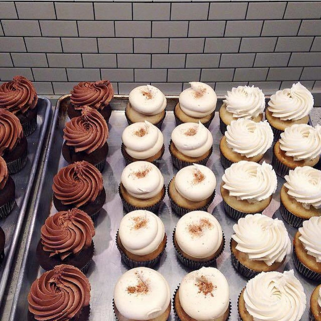 """Photo of Beards Coffee Bar & Bakery  by <a href=""""/members/profile/community"""">community</a> <br/>vegan cupcakes  <br/> November 19, 2016  - <a href='/contact/abuse/image/82447/191894'>Report</a>"""