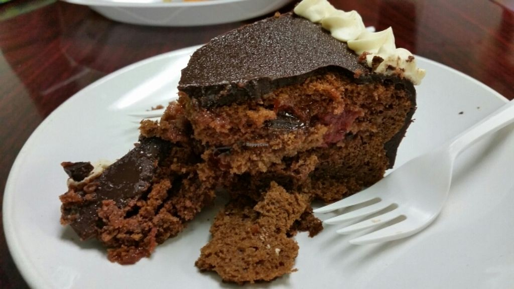 """Photo of Vegan and Juice  by <a href=""""/members/profile/EverydayTastiness"""">EverydayTastiness</a> <br/>chocolate cake <br/> January 18, 2016  - <a href='/contact/abuse/image/8244/132882'>Report</a>"""