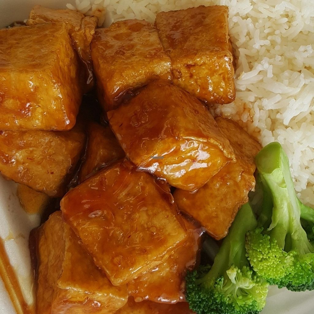 """Photo of China II  by <a href=""""/members/profile/debbiesmall"""">debbiesmall</a> <br/>General Tso tofu  <br/> November 6, 2016  - <a href='/contact/abuse/image/82452/187002'>Report</a>"""