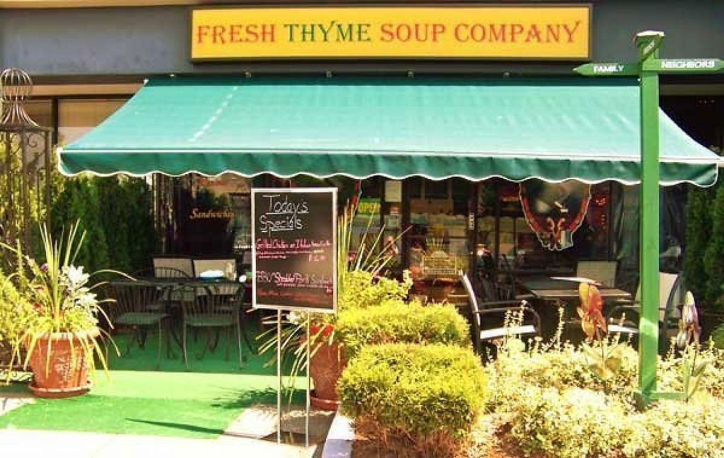 """Photo of Fresh Thyme Soup Company  by <a href=""""/members/profile/community"""">community</a> <br/>Fresh Thyme Soup Company <br/> February 28, 2017  - <a href='/contact/abuse/image/82455/231130'>Report</a>"""