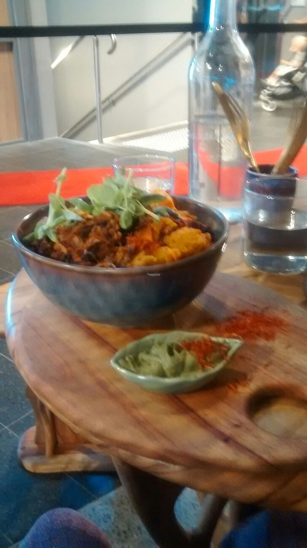 "Photo of Elixiba - Gold Coast  by <a href=""/members/profile/chalybeus"" class=""title__title"">chalybeus</a> <br/>black rice pulled jack fruit and roast veg bowl <br/> February 11, 2017  - <a href='/contact/abuse/image/82474/225186'>Report</a>"