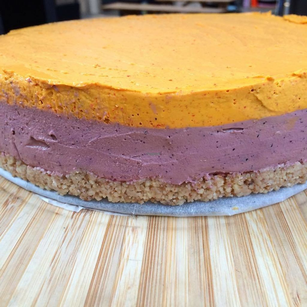 """Photo of Get Juiced  by <a href=""""/members/profile/community"""">community</a> <br/>vegan cheesecake <br/> November 18, 2016  - <a href='/contact/abuse/image/82486/191538'>Report</a>"""