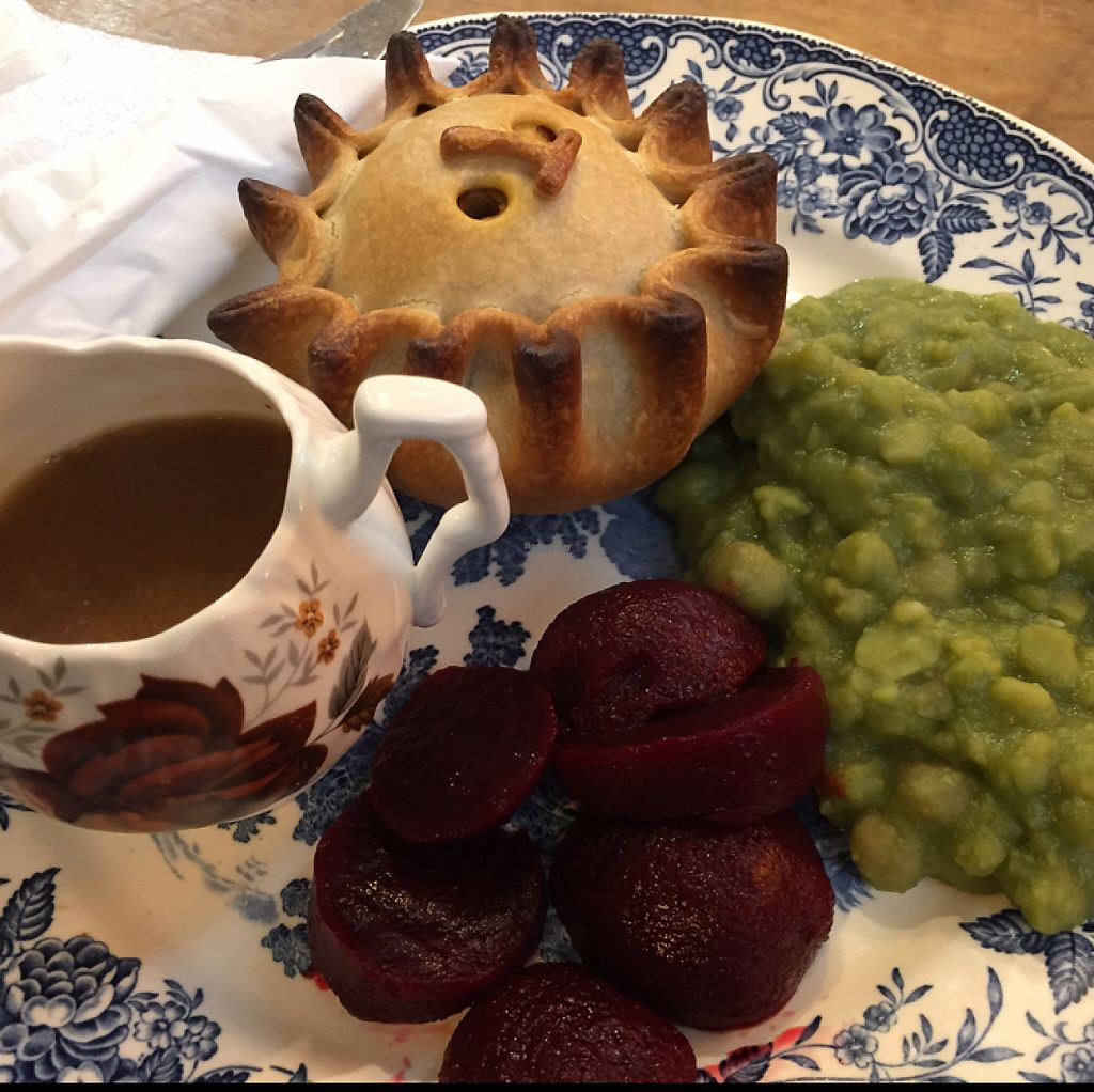 """Photo of Debbie Bryan  by <a href=""""/members/profile/Chris_D"""">Chris_D</a> <br/>Vegan Pie and Peas <br/> November 8, 2016  - <a href='/contact/abuse/image/82495/187501'>Report</a>"""