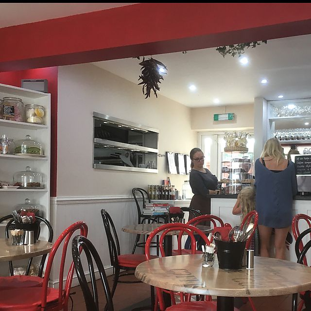 "Photo of Turtle Bean Cafe  by <a href=""/members/profile/VeganCoose"">VeganCoose</a> <br/>cafe <br/> June 25, 2017  - <a href='/contact/abuse/image/82496/273240'>Report</a>"