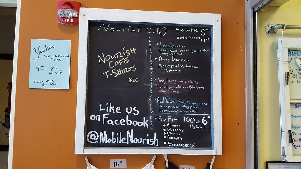 """Photo of Nourish Cafe Office  by <a href=""""/members/profile/DonnaWood"""">DonnaWood</a> <br/>Nourish Cafe <br/> August 1, 2017  - <a href='/contact/abuse/image/82523/287782'>Report</a>"""