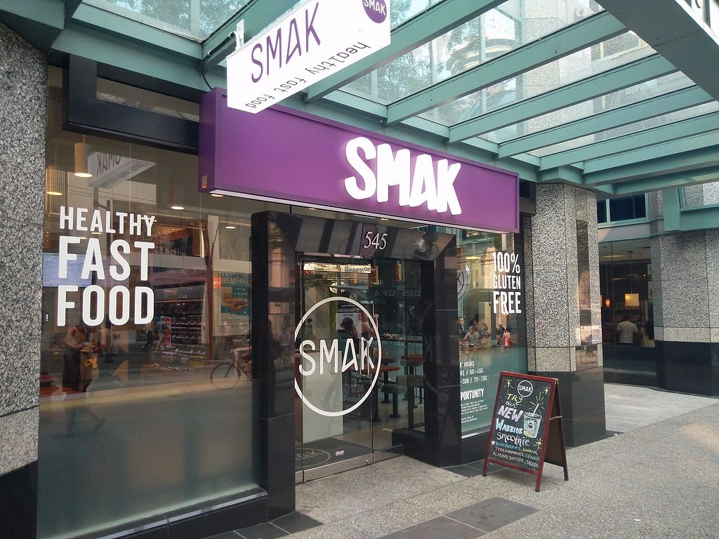 """Photo of SMAK - Granville St  by <a href=""""/members/profile/martinicontomate"""">martinicontomate</a> <br/>entrance <br/> September 9, 2017  - <a href='/contact/abuse/image/82525/302569'>Report</a>"""