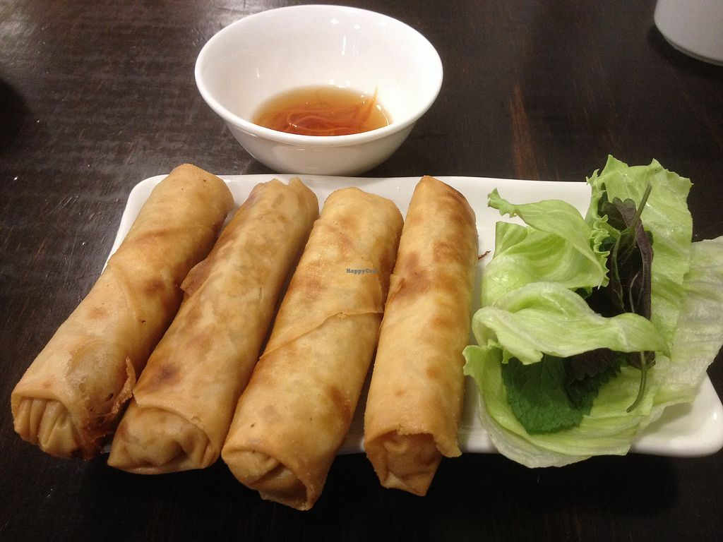 "Photo of Huong Viet  by <a href=""/members/profile/LexiSapphire"">LexiSapphire</a> <br/>Spring rolls ~ Crunchy and filling.  <br/> April 23, 2018  - <a href='/contact/abuse/image/82526/390106'>Report</a>"
