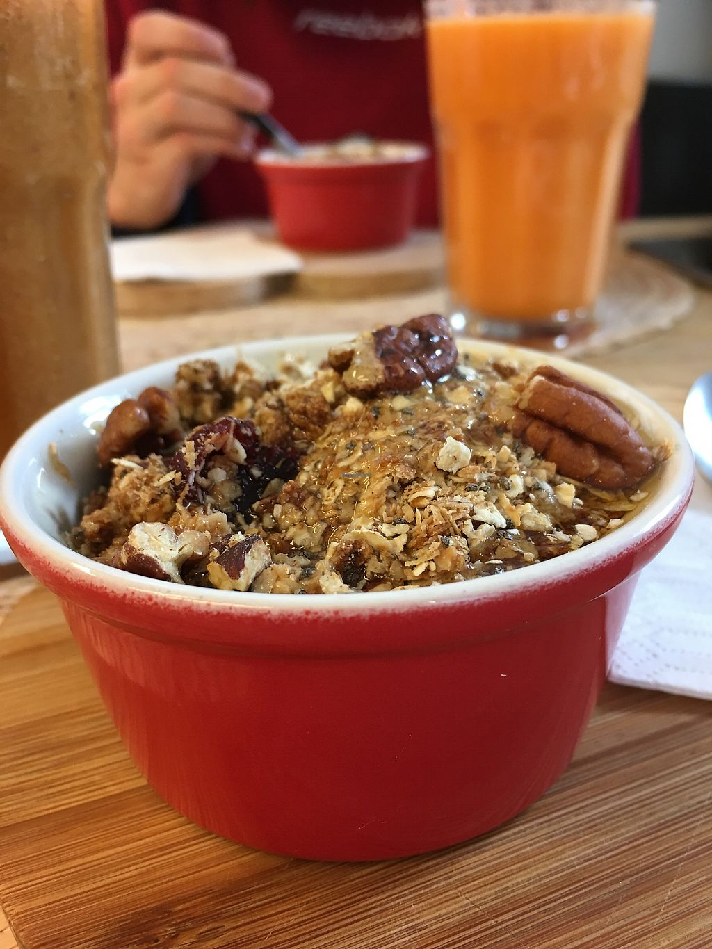 "Photo of Coq and Roll Market  by <a href=""/members/profile/LiamCooch"">LiamCooch</a> <br/>Best granola ever! <br/> November 20, 2017  - <a href='/contact/abuse/image/82542/327431'>Report</a>"