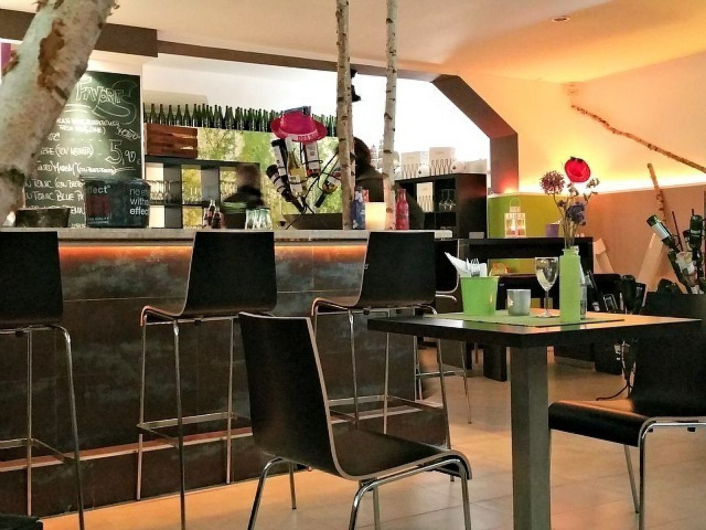 """Photo of Marsim Bistrobarante  by <a href=""""/members/profile/Mallorcatalks"""">Mallorcatalks</a> <br/>There is no outdoor seating, but indoors it´s nice too! <br/> January 31, 2017  - <a href='/contact/abuse/image/82543/220271'>Report</a>"""