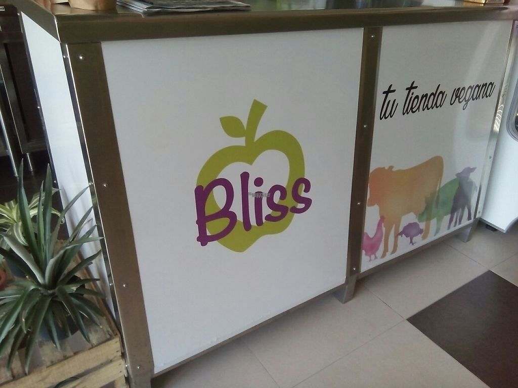 "Photo of Bliss Tienda Vegana  by <a href=""/members/profile/IrisCornejo"">IrisCornejo</a> <br/>bliss <br/> November 17, 2016  - <a href='/contact/abuse/image/82558/191367'>Report</a>"
