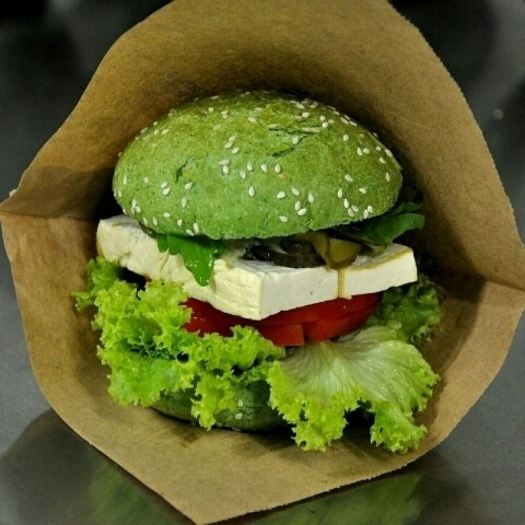 """Photo of Vegano Hooligano  by <a href=""""/members/profile/VHIF"""">VHIF</a> <br/>Burger GREEN 13 <br/> December 19, 2016  - <a href='/contact/abuse/image/82574/202797'>Report</a>"""