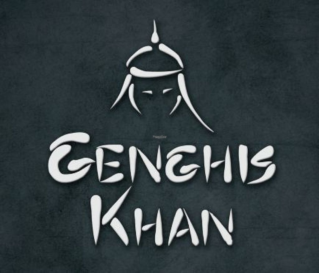 """Photo of Genghis Khan  by <a href=""""/members/profile/bfeitosa"""">bfeitosa</a> <br/>Genghis Khan Logo <br/> November 10, 2016  - <a href='/contact/abuse/image/82583/188179'>Report</a>"""