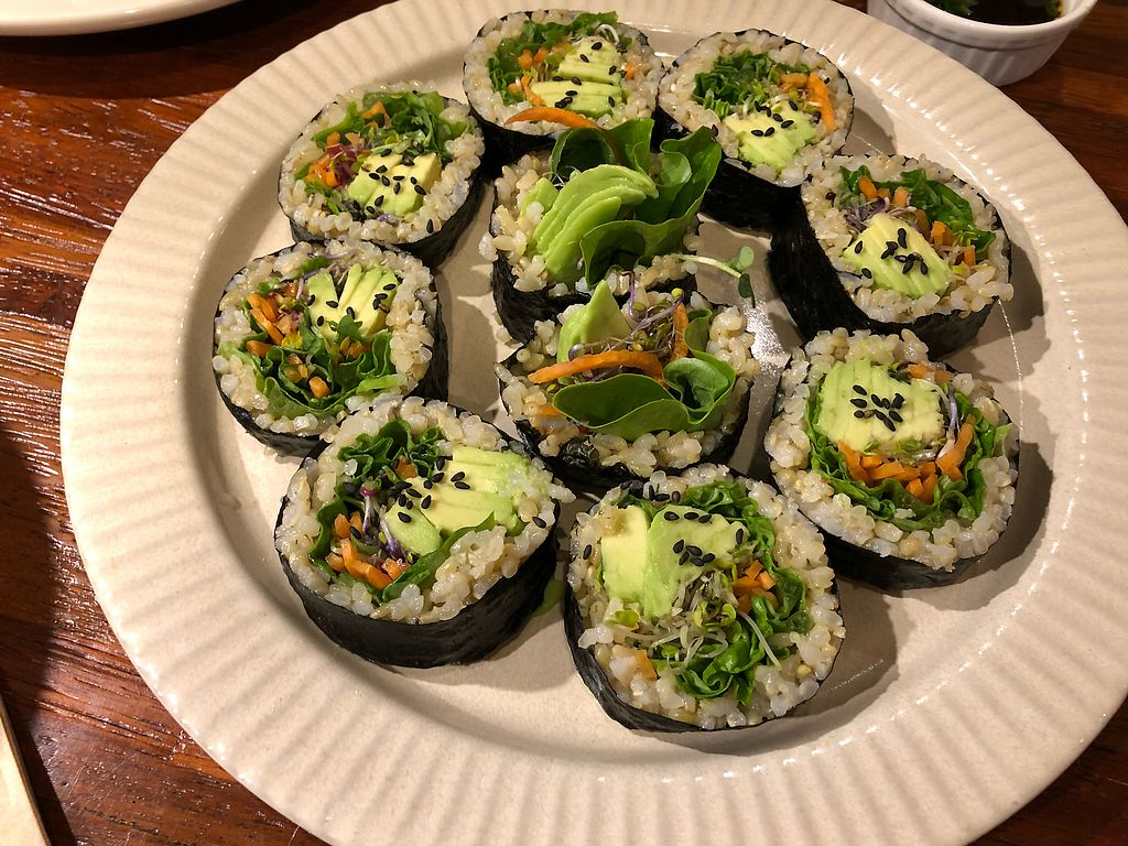 """Photo of The Picker - 더 피커  by <a href=""""/members/profile/Knauji82"""">Knauji82</a> <br/>Avocado rolls! <br/> December 2, 2017  - <a href='/contact/abuse/image/82594/331450'>Report</a>"""