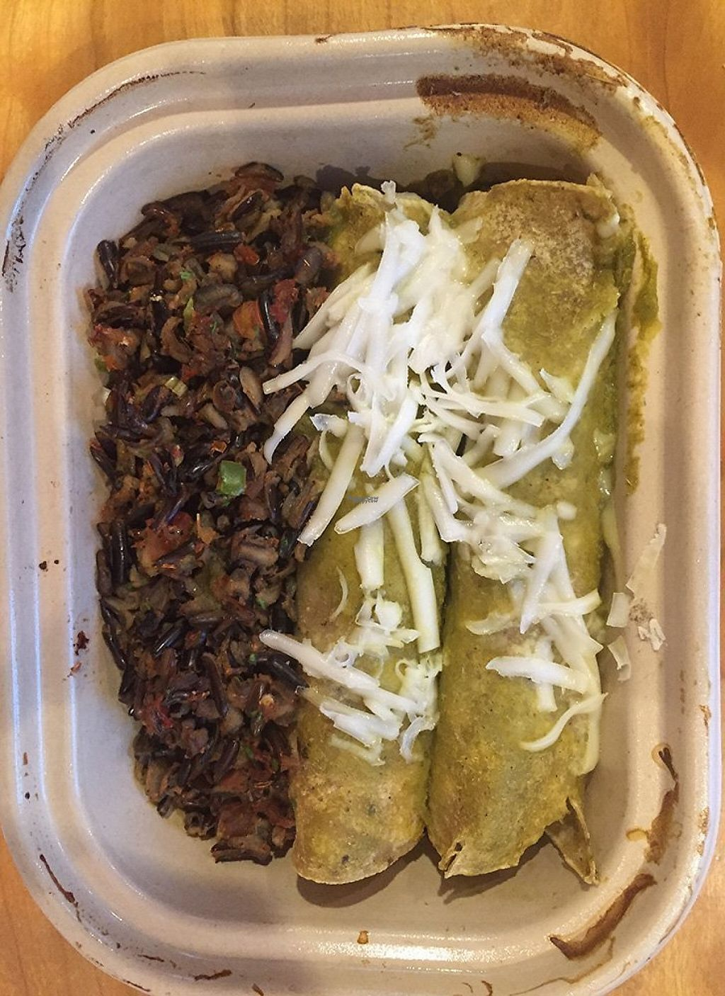 "Photo of The Ranch Daily  by <a href=""/members/profile/theranchmalibu"">theranchmalibu</a> <br/>Enchiladas <br/> November 10, 2016  - <a href='/contact/abuse/image/82616/188290'>Report</a>"