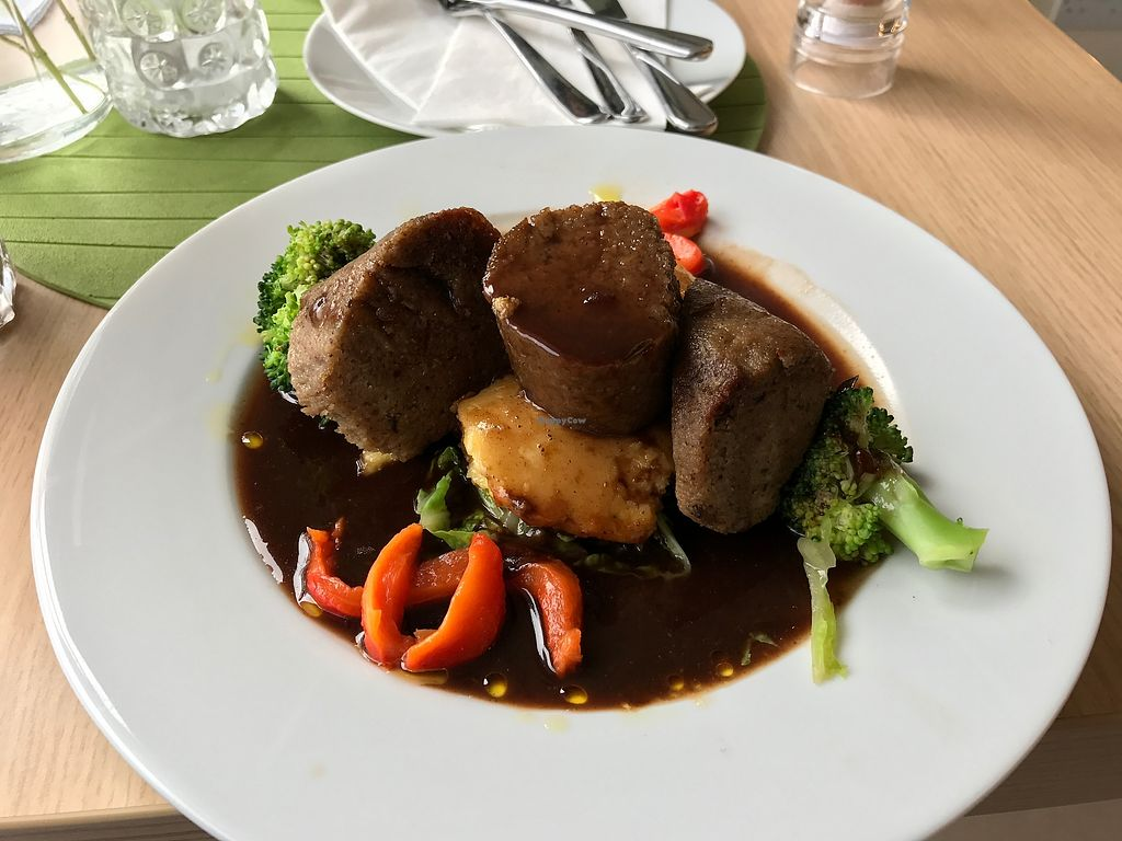 "Photo of Vegan Express  by <a href=""/members/profile/the_jez"">the_jez</a> <br/>Vegan Express Roast <br/> February 3, 2018  - <a href='/contact/abuse/image/82619/354605'>Report</a>"