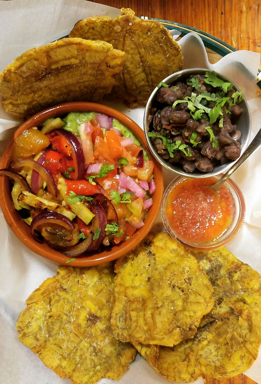 "Photo of Sofrito Bar  by <a href=""/members/profile/Galis"">Galis</a> <br/>Cazuela con patacones <br/> November 19, 2016  - <a href='/contact/abuse/image/82623/207273'>Report</a>"