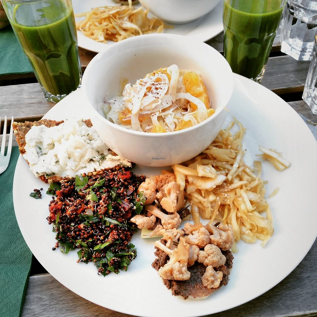 """Photo of Cafe Vert  by <a href=""""/members/profile/AudreyA"""">AudreyA</a> <br/>Delicious end-of-winter brunch <br/> September 7, 2017  - <a href='/contact/abuse/image/82634/301717'>Report</a>"""