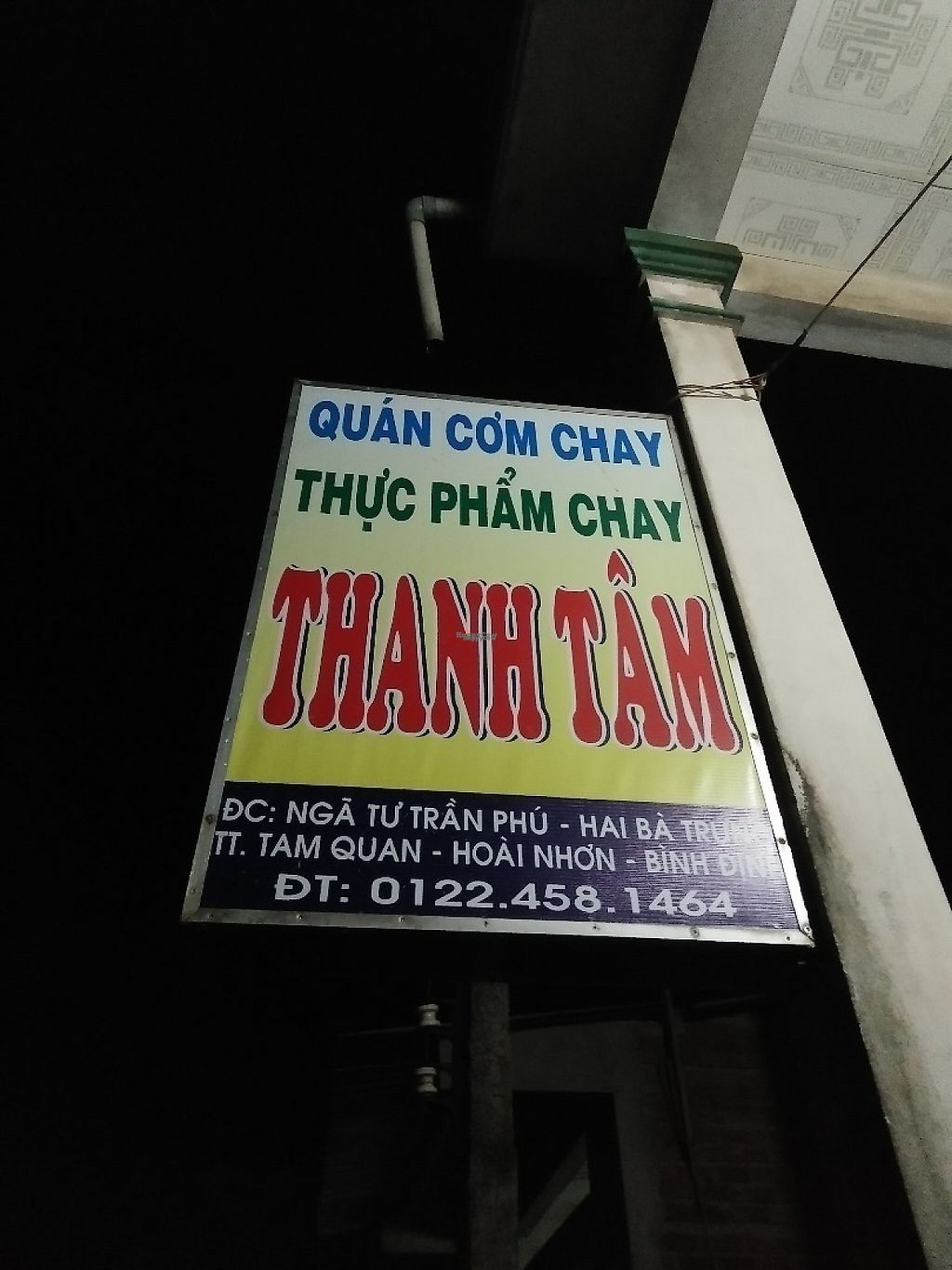"Photo of Thanh Tam  by <a href=""/members/profile/NickKh%C3%A1nh"">NickKhánh</a> <br/>Sign out front <br/> November 13, 2016  - <a href='/contact/abuse/image/82635/189272'>Report</a>"