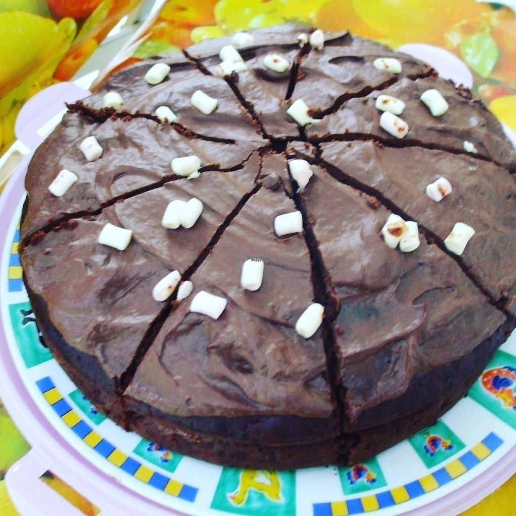 """Photo of Absolutely Vegan  by <a href=""""/members/profile/TimBrooks"""">TimBrooks</a> <br/>Rum Flavoured Chocolate Cake <br/> November 27, 2016  - <a href='/contact/abuse/image/82684/195140'>Report</a>"""