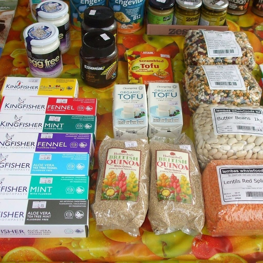 """Photo of Absolutely Vegan  by <a href=""""/members/profile/TimBrooks"""">TimBrooks</a> <br/>Groceries <br/> November 27, 2016  - <a href='/contact/abuse/image/82684/195153'>Report</a>"""