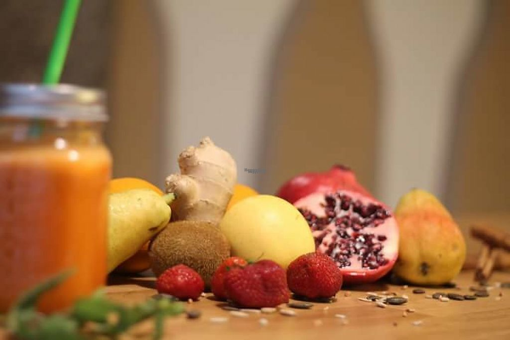 """Photo of Le Jardin de Teli  by <a href=""""/members/profile/lejardindeteli"""">lejardindeteli</a> <br/>Fresh smoothies and juices  <br/> November 16, 2016  - <a href='/contact/abuse/image/82715/190838'>Report</a>"""