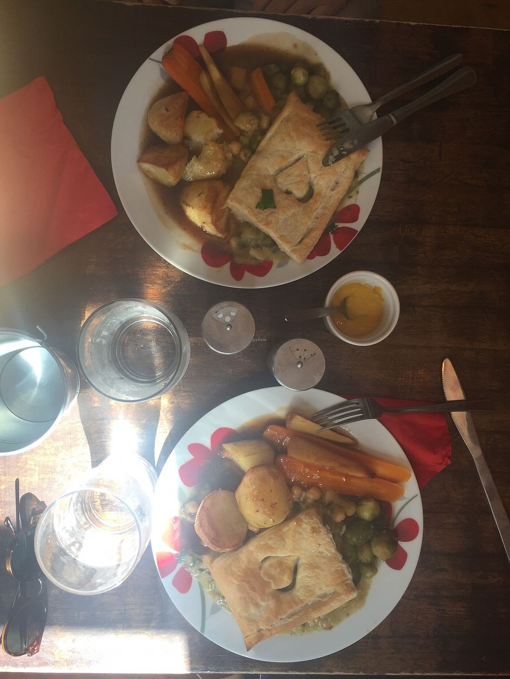 """Photo of Vegan Food Pimp - Pop-up  by <a href=""""/members/profile/alice28"""">alice28</a> <br/>Vegan roast <br/> March 1, 2018  - <a href='/contact/abuse/image/82726/365381'>Report</a>"""