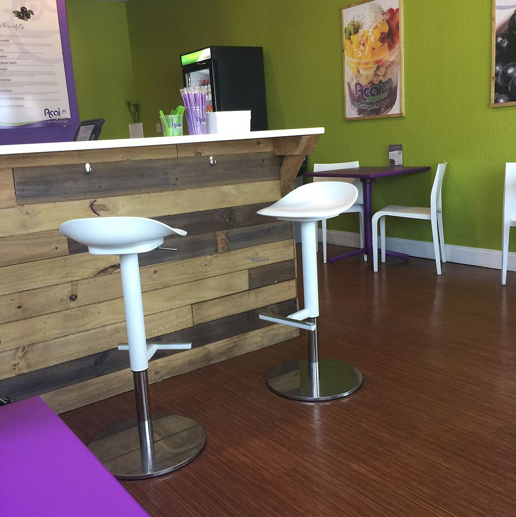 """Photo of Acai Express  by <a href=""""/members/profile/KoralSeiberlich"""">KoralSeiberlich</a> <br/>good vibes  <br/> November 18, 2016  - <a href='/contact/abuse/image/82752/191789'>Report</a>"""