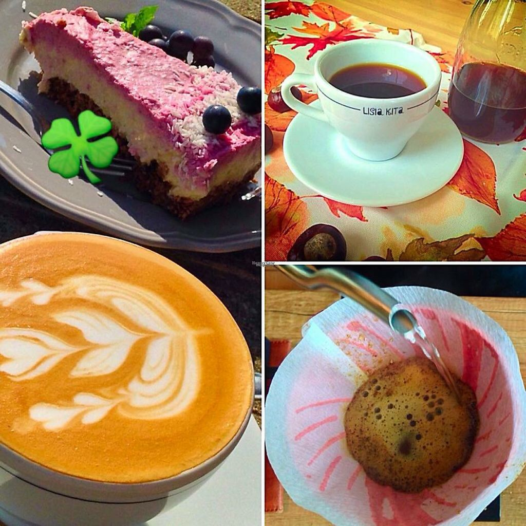 """Photo of Cafe Lisia Kita  by <a href=""""/members/profile/Vera%20Peres"""">Vera Peres</a> <br/>Vegan breakfast <br/> November 15, 2016  - <a href='/contact/abuse/image/82781/190719'>Report</a>"""