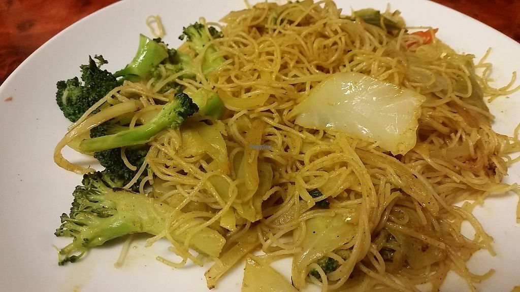 """Photo of Pho Nam Vietnamese  by <a href=""""/members/profile/happycownerd"""">happycownerd</a> <br/>Vegan curry vegetables <br/> November 15, 2016  - <a href='/contact/abuse/image/82802/190723'>Report</a>"""