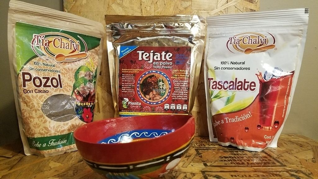"""Photo of Casa Cacao  by <a href=""""/members/profile/kenvegan"""">kenvegan</a> <br/>New vegan drink products they carry <br/> April 10, 2017  - <a href='/contact/abuse/image/82832/246841'>Report</a>"""