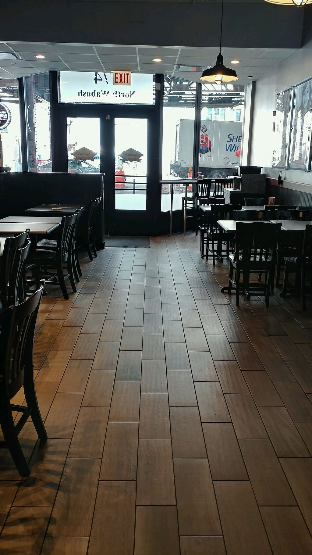 """Photo of Capriotti's Sandwich Shop  by <a href=""""/members/profile/mster9ball1"""">mster9ball1</a> <br/>great seating options <br/> September 18, 2017  - <a href='/contact/abuse/image/82834/305834'>Report</a>"""