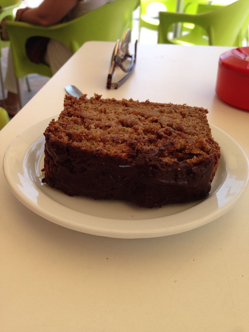 """Photo of Green Tara  by <a href=""""/members/profile/NinaH%C3%B6fmann"""">NinaHöfmann</a> <br/>Chocolate-Zucchini Cake (highly recommend) <br/> July 30, 2017  - <a href='/contact/abuse/image/82837/286741'>Report</a>"""