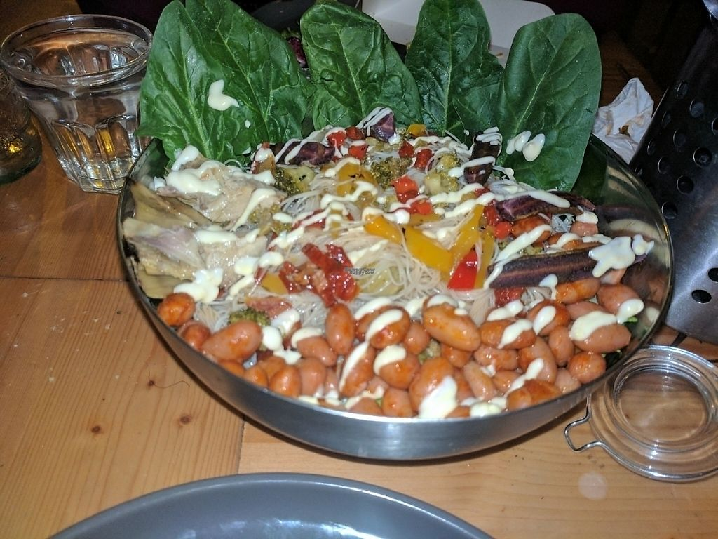 "Photo of Ossido Vegan Bistrot  by <a href=""/members/profile/YohanaGenova"">YohanaGenova</a> <br/>rock bowl <br/> March 12, 2017  - <a href='/contact/abuse/image/82853/235538'>Report</a>"