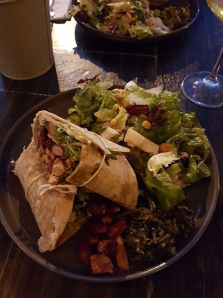 "Photo of Ossido Vegan Bistrot  by <a href=""/members/profile/butteredbread"">butteredbread</a> <br/>Mexican Burrito  <br/> June 24, 2017  - <a href='/contact/abuse/image/82853/273098'>Report</a>"