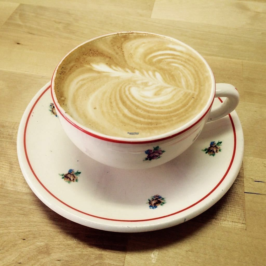 """Photo of BirdSong Coffee  by <a href=""""/members/profile/siedda7"""">siedda7</a> <br/>Cappuccino <br/> November 17, 2016  - <a href='/contact/abuse/image/82860/191232'>Report</a>"""